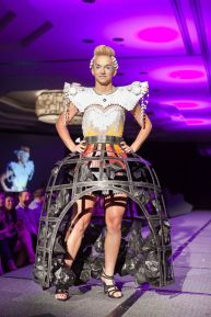 """Under Pressure"" 2016 Paper, Model - Jessica Lieser, April 2016"